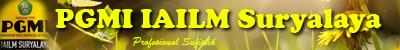 PGMI IAILM Suryalaya Logo